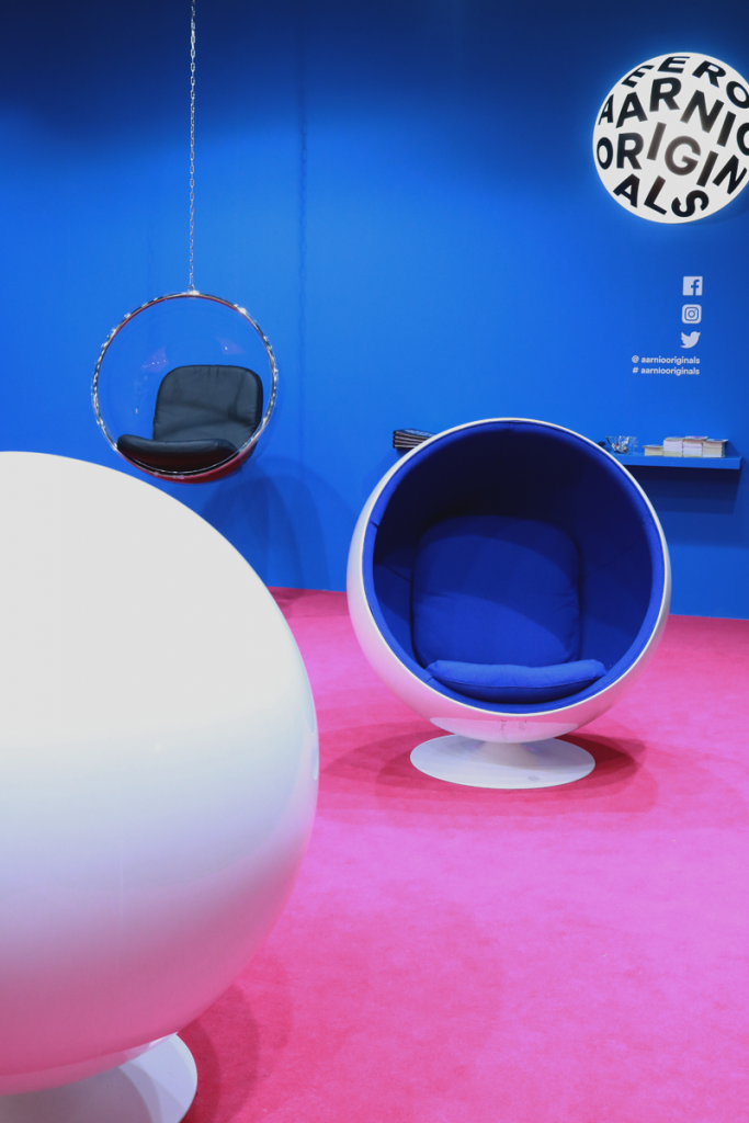 Furniture fair - Eero Aarnio