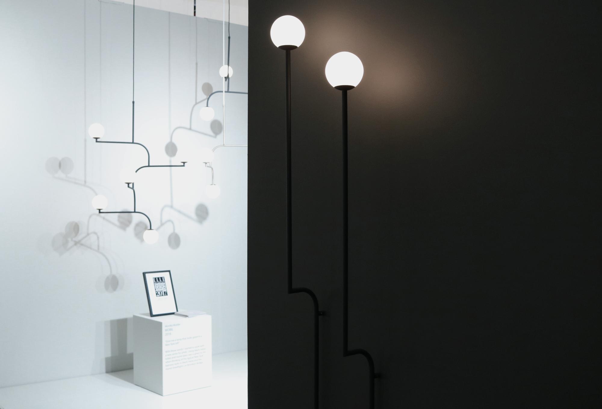 Furniture fair - Pholc lamps